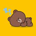 吕小熊爱睡觉